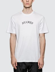 Stampd White Anglo S S T Shirt