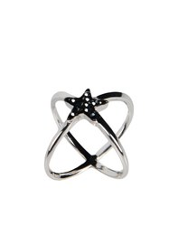 Luxury Fashion Jewellery Rings Women Silver