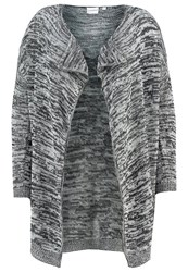 Junarose Jrjoelle Cardigan Medium Grey Melange Mottled Grey