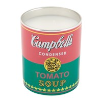 Ligne Blanche Andy Warhol Scented Candle Campbell's Soup Pink Blue