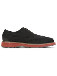Swims Brogue Shoes Black