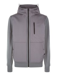 Victorinox Men's Indicator Hoody Grey