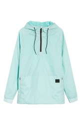 Imperial Motion Nct Bezel Packable Anorak Soft Blue