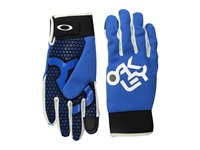 Oakley Factory Park Glove Skydiver Blue Cycling Gloves