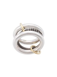 Spinelli Kilcollin 18Kt Yellow Gold Silver