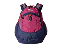 High Sierra Bts Fat Boy Backpack Razzmatazz True Navy Redline Backpack Bags Blue