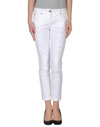 Siviglia Denim Denim Denim Trousers Women
