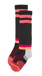 Stance Athletic Drop Kick Socks Black