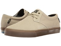Lakai Daly Tan Suede Men's Shoes