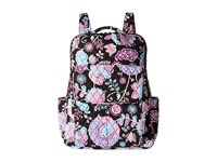 Vera Bradley Ultimate Backpack Alpine Floral Backpack Bags Purple