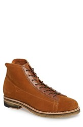 Ariat Webster Boot Cognac Suede