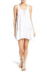 Junior Women's Rip Curl 'Morning Light' Cover Up Tunic