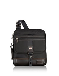 Tumi Alpha Bravo Annapolis Crossbody Bag Hickory