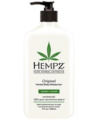 Hempz Original Herbal Body Moisturizer No Color
