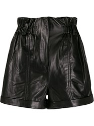 Iro Crinkled Effect Short Shorts 60