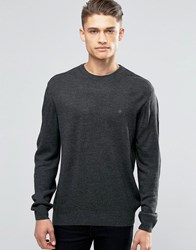 French Connection Crew Jumper Grey