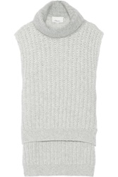 3.1 Phillip Lim Ribbed Knit Turtleneck Sweater