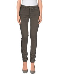 Haikure Trousers Casual Trousers Women Grey