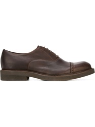 Eleventy Classic Oxfords Brown