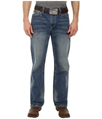 Cinch Grant Mb70737001 Indigo Men's Jeans Blue