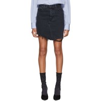 Grlfrnd Indigo Rhoda Denim Skirt