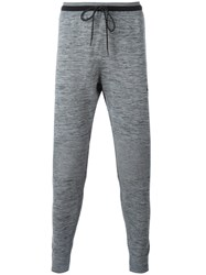 Nike Technical Knit Track Pants Grey