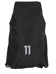 11 By Boris Bidjan Saberi Logo Nylon Drawstring Gym Backpack