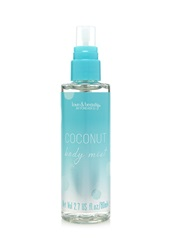 Forever 21 Coconut Mini Body Mist Teal Silver