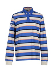 Helly Hansen Polo Shirts Blue