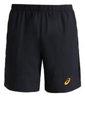 Asics Challenger Sports Shorts Performance Black