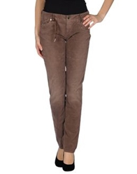 Jfour Casual Pants Light Brown
