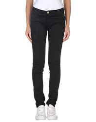 Trussardi Jeans Trousers Casual Trousers Women Black