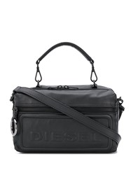 Diesel Logo Embossed Camera Bag 60