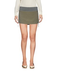 Nike Mini Skirts Military Green