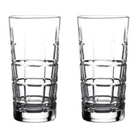 Waterford Cluin Highball Glasses Set Of 2
