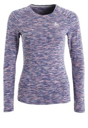 Odlo Sillian Sports Shirt Spectrum Blue Space Purple