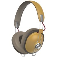 Panasonic Htx80be Bluetooth Wireless Over Ear Headphones With Mic Remote Tan