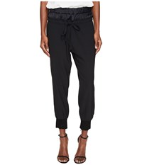 The Kooples Bliss Night Black Women's Casual Pants