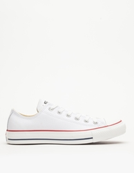 Converse Leather Low Top All Star White Red Royal