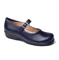 Women's Softwalk 'Jupiter' Mary Jane Navy