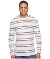 Captain Fin Scooter Long Sleeve Knit Cream Men's Clothing Beige