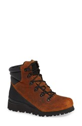 The North Face Cryos Waterproof Hiker Boot Coach Brown Black