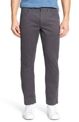 Bonobos Men's 'Bedford Carpenter' Slim Fit Corduroy Pants Storm