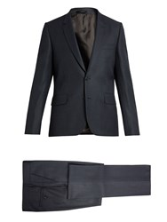 Paul Smith Soho Fit Wool Suit Navy