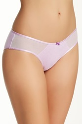 Josie Low Rise Hipster Panty Purple