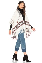 Ulla Johnson Sacha Wrap Cream