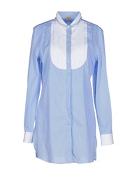 Fay Shirts Shirts Women Sky Blue