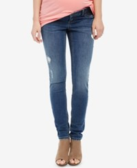 Motherhood Maternity Medium Wash Jeggings