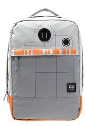 Nixon Beacon Rucksack Grey Silver
