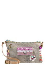 Desigual Toulouse Military Deluxe Across Body Bag Caqui Khaki